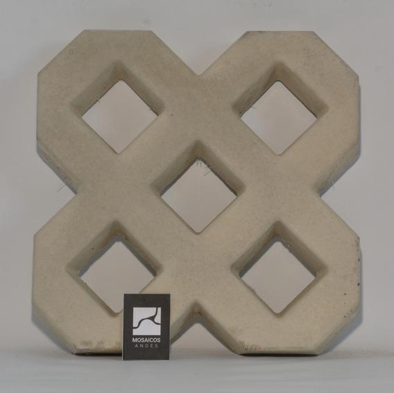Garden Block X M2- Grilla Cesped - Baldosa Cesped Reforzada