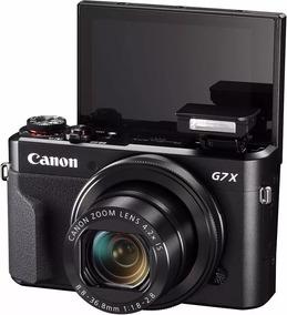 Câmera Digital Canon G7x Mk Ii Mark Ii 20.1 Fhd Mp Wifi Nfc