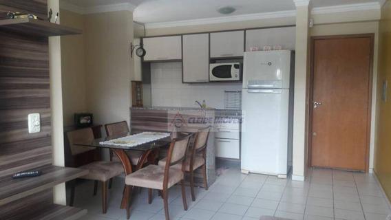Apartamento Com 3 Dormitórios À Venda, 70 M² Por R$ 285.000,00 - Boa Esperança - Cuiabá/mt - Ap1406