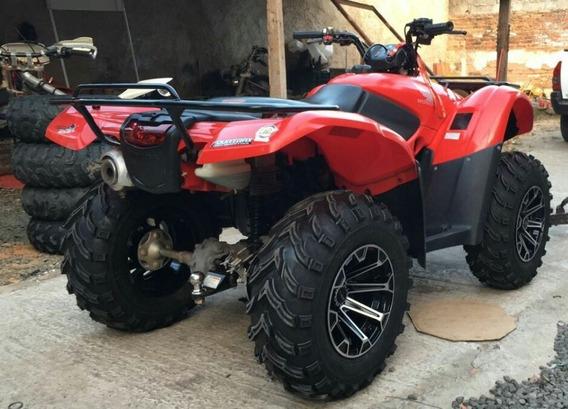 Jogo 4 Pneus Quadriciclo Honda Fourtrax 420 24x8-12/24x10-11