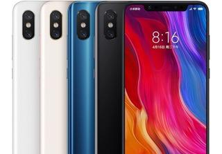 Celular Xiaomi Mi 8 128gb 6gb Global Com Nota Fiscal