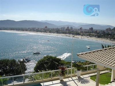 Casa À Venda - Condomínio Península - Praia Da Enseada - Guarujá - Ca0774