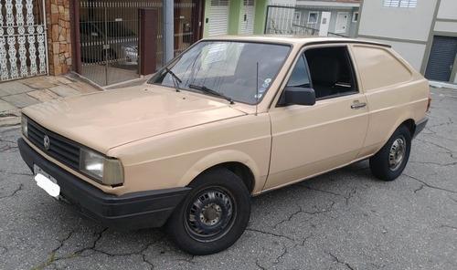 Imagem 1 de 9 de Volkswagen Gol Gol Furgao