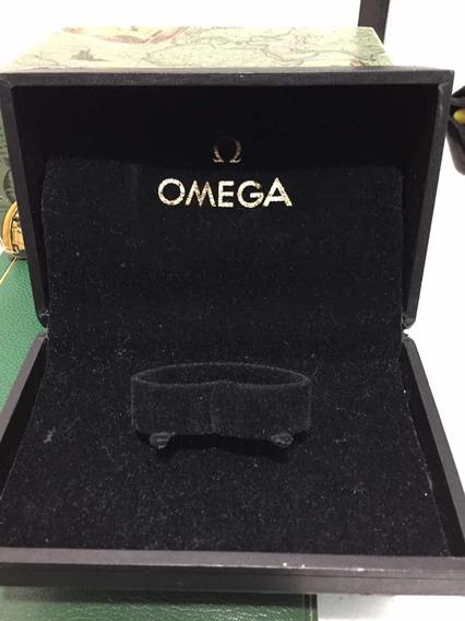 Estojo Omega Vintage Raro Coleção