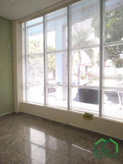Sala Para Alugar, 55 M² Por R$ 2.400/mês - Cambuí - Campinas/sp - Sa0073