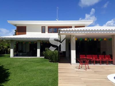 Excelente Casa Cond. Fechado Em Quinta Das Lagoas - Fs0236