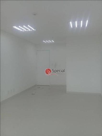 Sala Para Alugar, 32 M² - Tatuapé - São Paulo/sp - Sa1746