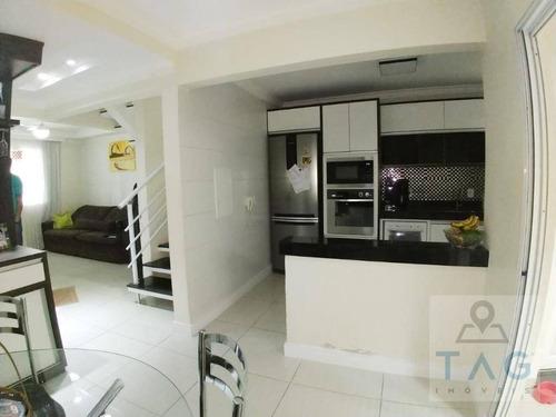 Casa Com 3 Dormitórios À Venda, 92 M² Por R$ 560.800,00 - Jardim São Pedro - Campinas/sp - Ca0294