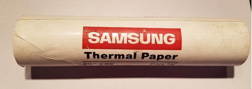 Rollo Fax Toshiba Samsung X 10