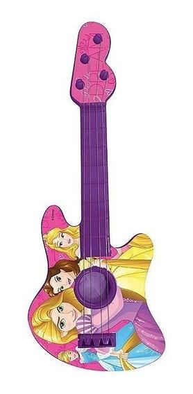 Guitarra A Corda Princesas Disney - Etitoys