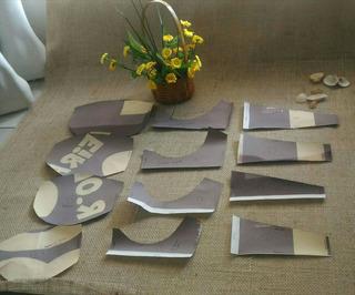 Kit Corte E Costura Básico(moldes De Sutiã)