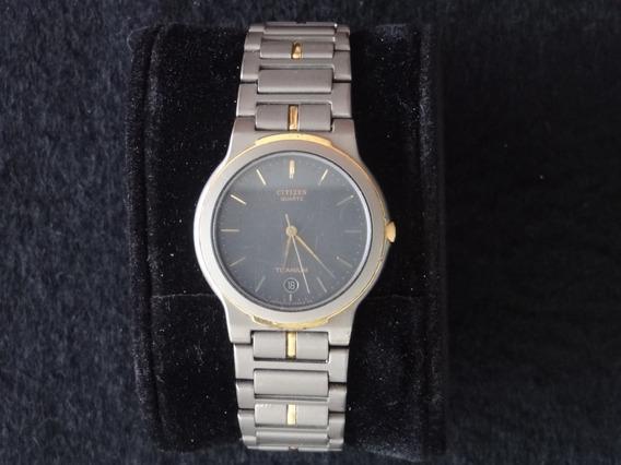 Relógio Citizen Quartz Titanium Gn-4-s