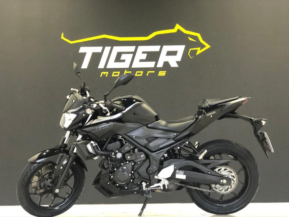 Yamaha Mt03 Abs 2018/2019 10.000km