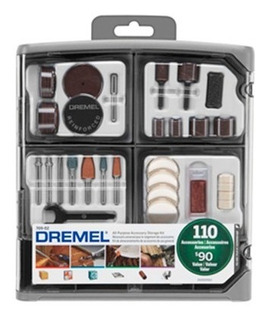 Kit Uso General 110 Piezas Dremel 709