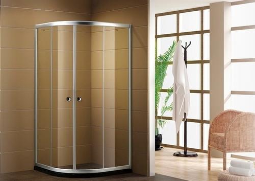 Imagen 1 de 5 de Arenci-ducha Baño Regadera Cancel 100x100 Mod. Nova 100 Sp