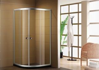 Arenci-ducha Baño Regadera Cancel 100x100 Mod. Nova 100 Sp