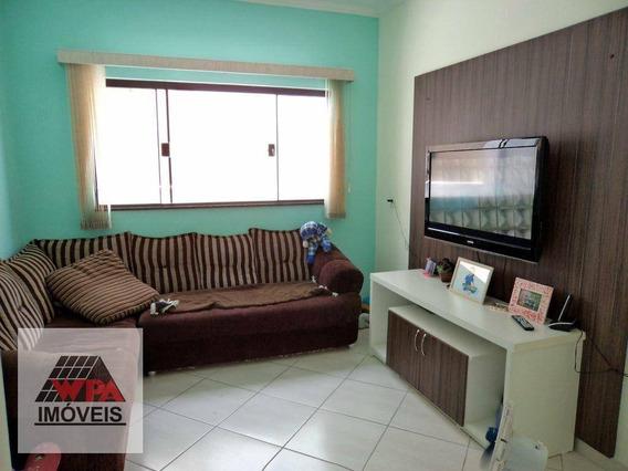 Casa À Venda, 239 M² Por R$ 420.000,00 - Jardim Mirandola - Americana/sp - Ca0260