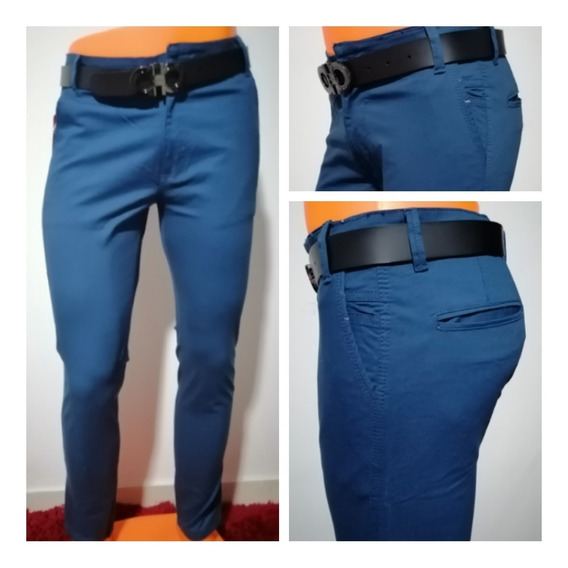 Pantalon Drill Para Hombre Diferentes Colores Mercado Libre