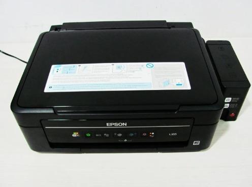Impressora Epson L355 Com Defeito