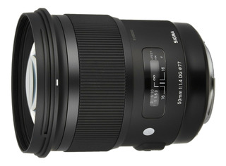 Sigma Art 50mm F1.4 Dg Nikon