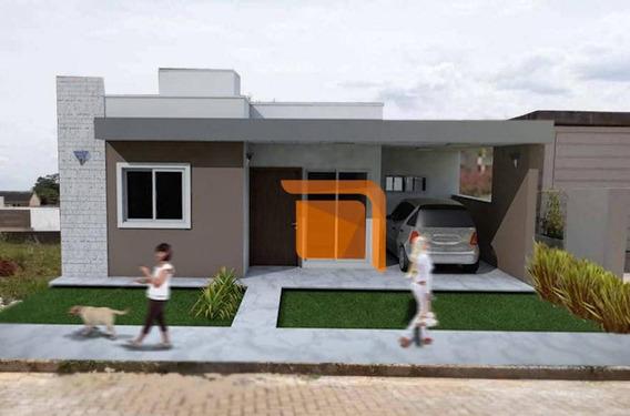 Casa Com 3 Dormitórios À Venda, 111 M² - Reserva Do Arvoredo - Gravataí/rs - Ca1900