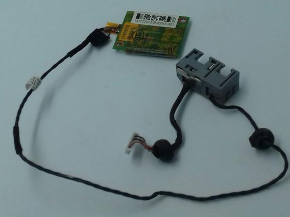 Placa Wireless/conector/rede P/ Notebook Sony Vaio,vgn-fz51b