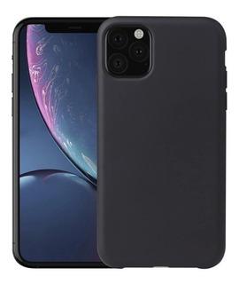 Funda Silicona Silicone Case iPhone 11 11 Pro 11 Pro Max