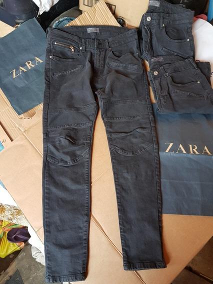Pantalon Zara Original Nuevo Tommy Benetton Náutica Armani