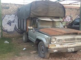 Jeep 1000 Diesel Con Caja Mudancera