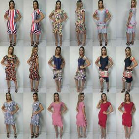 72a8ee865 Kit Vestido Direto Fabrica Caruaru - Vestidos Casuais Femininas em ...