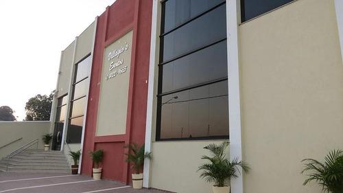 Comercial - Venda - Jardim Santa Clara Do Lago I - Cod. Sl0091 - Vsl0091