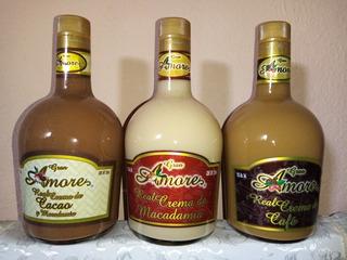Real Crema De Macadamia 750ml 2x 420 Elige Los Sabores