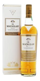 Whisky The Macallan Gold Serie1824 Bot 700ml, 100% Original