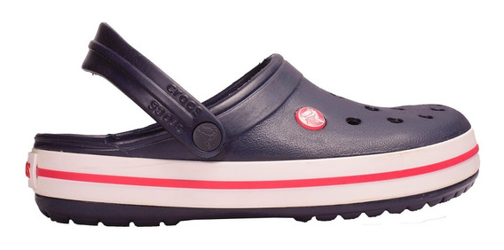 Zuecos Crocs Crocband Kids-c-109988410- Open Sports