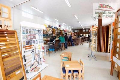 Loja Comercial À Venda, Estação, Araucária - Lo0009. - Lo0009