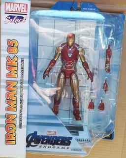 Figura Ironman Mark 85 Avengers Endgame Marvel Select