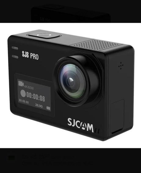 Câmera Sjcam8 Pro , Original Com Celo, Similar A Gopro !