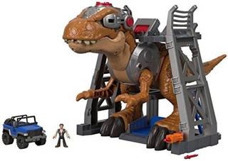 Fisher-price Imaginext Jurassic World, Dinosaurio T-rex