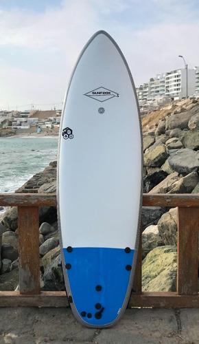 Imagen 1 de 4 de Surf Board  - Tabla De Surf - 5'8 Sunset Pv- T:941883421