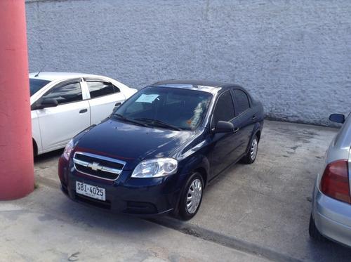 Chevrolet Aveo Sedan Full 2010