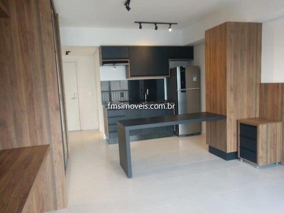Kitchenette Para Para Alugar Com 1 Quarto 1 Sala 34 M2 No Bairro Bela Vista, São Paulo - Sp - Ap311799mk