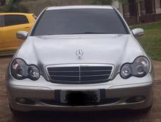 Mercedes C-180 4 Cilindros - A Mais Nova Do Df * Garanto