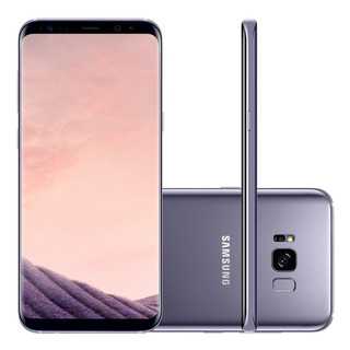 Samsung Galaxy S8 Plus Dual Chip 64gb Nacional E Lacrado