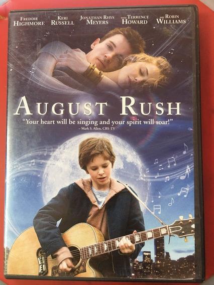 August Rush Movie Import Dvd Keri Russell Freddie Highmore