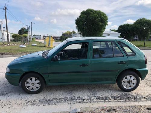 Volkswagen Gol Diesel Impecable