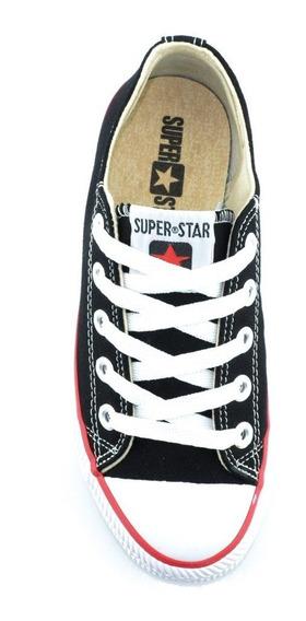 Tênis Super Star Lona Unissex