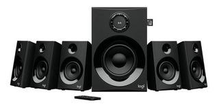 Parlantes Logitech Z607 5.1 Surround Bt