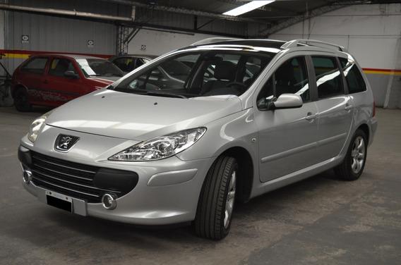 Peugeot 307 Sw Premium 2.0 2008 Services Oficiales