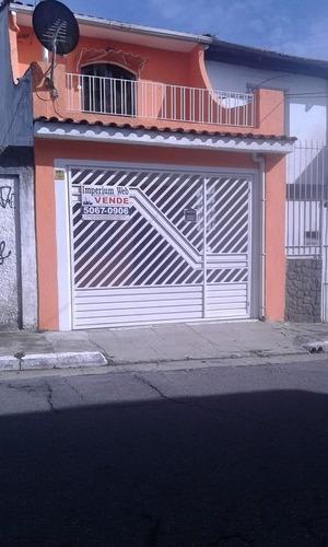Casa Para Venda, 1 Dormitórios, Vila Moraes - São Paulo - 12406