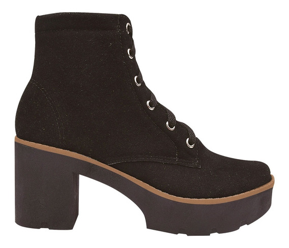 Bota Coturno Sapato Feminino Chiquiteira Chiqui/4075
